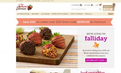 Shari S Berries Vs Edible Arrangements Vs Fannie May